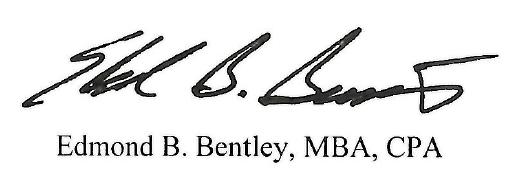 Edmond B. Bentley