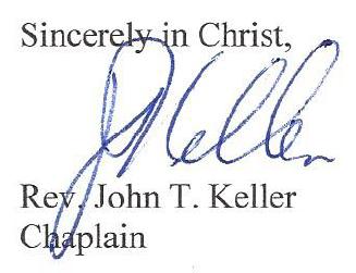 Rev. John T. Keller